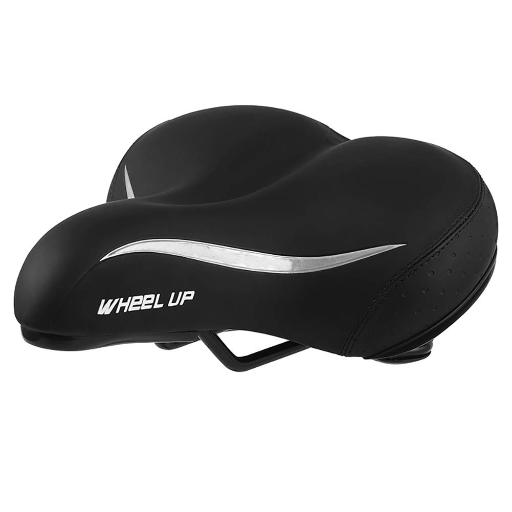 GSTARKL Asiento de Bicicleta de Gran tamaño Comfort, Funda de ...