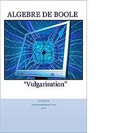 ALGÈBRE DE BOOLE: de l'interrupteur à la puce (French Edition)