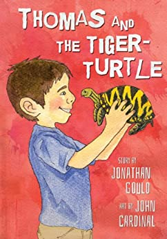 Thomas and the Tiger-Turtle by [Gould, Jonathan]