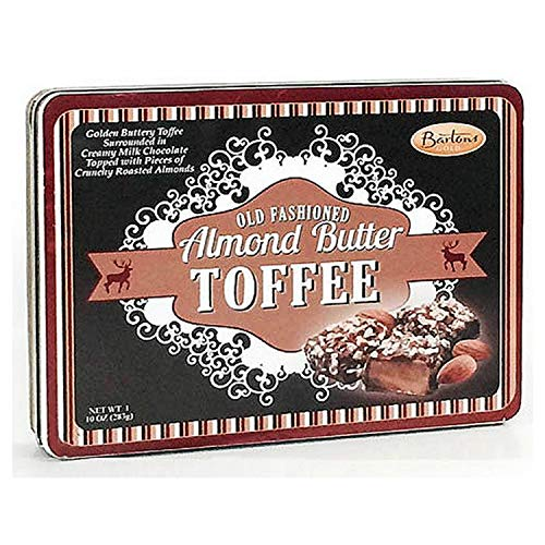 chocolate almond toffee - 9