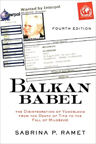 Amazon.com: Balkan Babel: The Disintegration Of Yugoslavia From The Death Of Tito To The Fall Of Milosevic (9780813339054): Sabrina Petra Ramet, ...