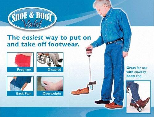 Shoe & Boot Valet