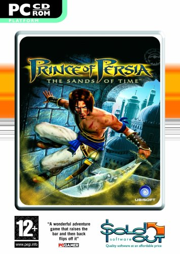 Prince of Persia Sands of Time (PC) (輸入版)
