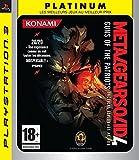 Konami Metal Gear Solid 4 : Guns Of The Patriots - Platinum