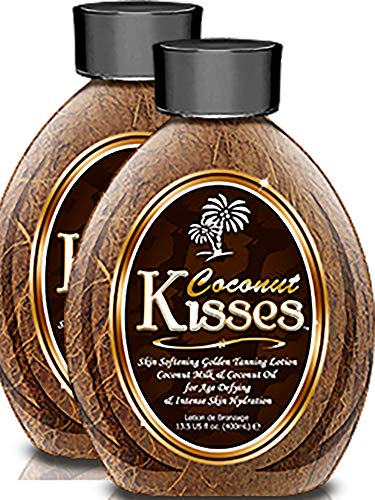 2 Ed Hardy Coconut Kisses Skin Softening Golden