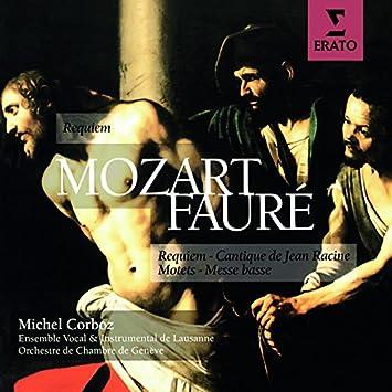 モーツァルト&フォーレ:レクイエム