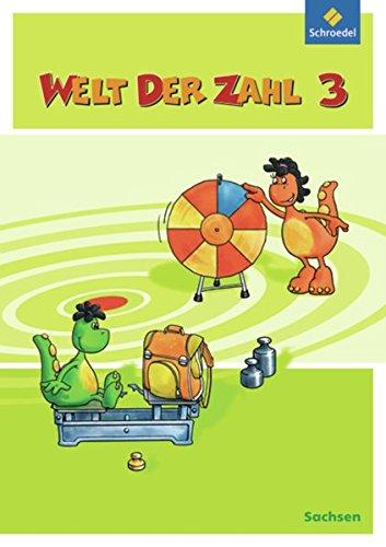 Welt der Zahl - Ausgabe 2009 Sachsen: Schülerband 3
