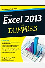 Excel 2013 For Dummies Paperback