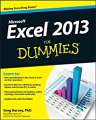 The bestselling Excel book - completely updated for Excel 2013! As the world's leading spreadsheet application, Excel has an enormous user base. The release of Office 2013 brings major changes to Excel, so Excel For Dummies comes to the rescu...