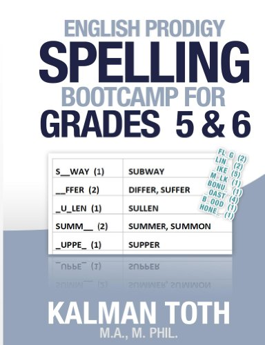 Download English Prodigy Spelling Bootcamp For Grades 5 & 6 Pdf
