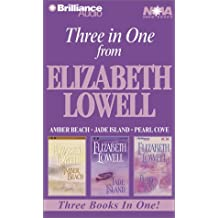 Elizabeth Lowell Collection 2: Amber Beach, Jade Island, Pearl Cove