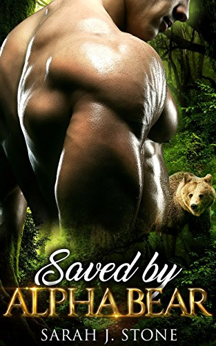 Saved by Alpha Bear (Paranormal Shifter Romance) (Shadow Claw Book 1) cover