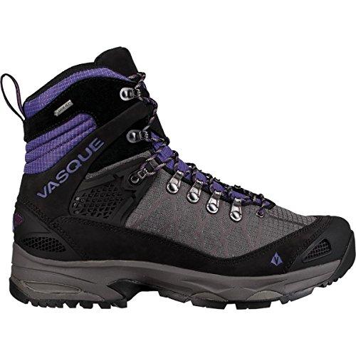 Vasque Saga GTX Backpacking Boot - Women's Blackberry/Violet, 6.5 by Vasque