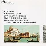 Vivaldi-Six Concerti Op 11-Ritchie,Vlon-Hogwood-Academy a.M