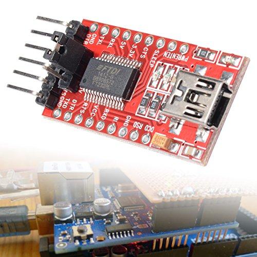 Xcsource ft rl v ftdi usb to ttl serial adapter