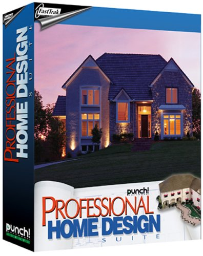 professional home design.  Punch Professional Home Design Amazon Co Uk Software