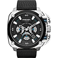 Diesel Watches BAMF Leather Watch by Die...