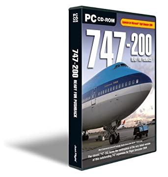 747-200 Ready for Pushback (PC CD): Amazon co uk: PC & Video