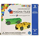 Magna-Tiles 2 Piece Car Expansion Set