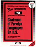 Chairman, Foreign Languages, Sr. H. S., Rudman, Jack, 0837381592