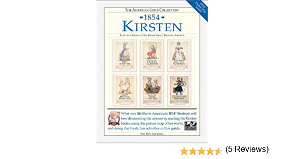Kirsten, 1854: Teacher's Guide To Six Books About Pioneer America ...