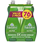Palmolive Ultra Concentrated Dish Liquid - 38 fluid ounce (2 Pack)