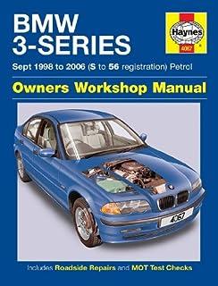 Bmw 3 series e46 service manual 1999 2000 2001 2002 2003 bmw 3 series e46 316i 318i 320i 323i 325i 328i 330i haynes manual 1998 fandeluxe Images