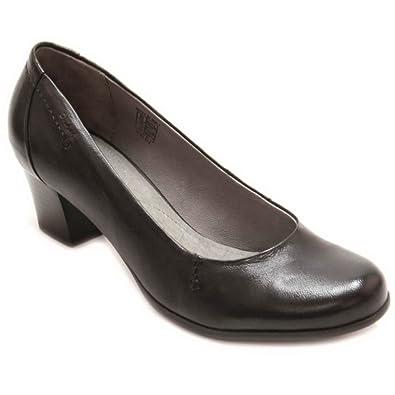 22da9c02894c Marc Jacobs Marc Women s Court Shoes Black Noir - Noir 7  Amazon.co.uk   Shoes   Bags