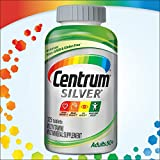 Centrum Silver Multivitamin for Adults 50