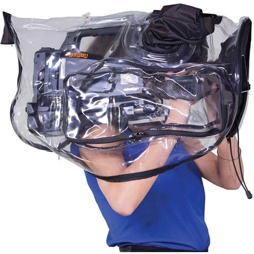 Orca OR-106 Transparent Rain Cover for Shoulder-Mount ENG Camcorders by ORCA Coolers