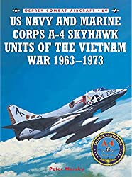 US Navy and Marine Corps A-4 Skyhawk Units of the Vietnam War