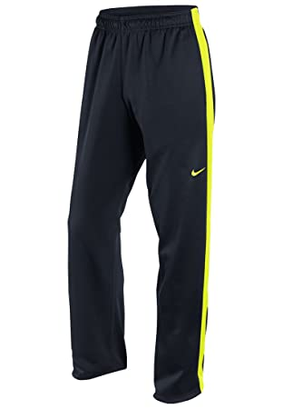 Nike Fly Pantalón de chándal para hombre, color azul, tamaño large ...