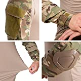 SINAIRSOFT US Army Uniform Shirt Pants with Knee