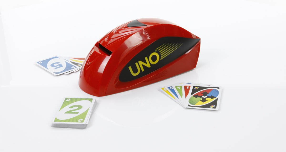Top UNO Attack Card Game: Amazon.fr: Jeux et Jouets FK33