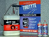 Tiretyte 20032 32. Oz. Tire Sealant, Puncture Sealant, Tire Repair, Prevents Flats