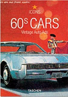 50s cars vintage auto ads icons