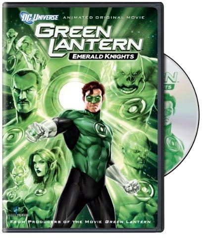 Four Lantern Green - Green Lantern: Emerald Knights