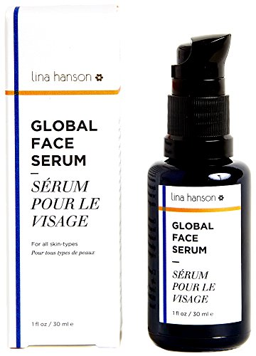 Hanson Carbon (Lina Hanson - Organic Global Face Serum (1 fl oz / 30 ml))