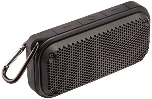 AmazonBasics Shockproof Waterproof Bluetooth Wireless