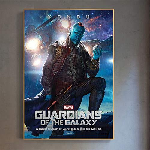 taoyuemaoyi Arte De La Pared Guardianes De La Galaxia Poster ...
