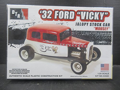 32 Scale Stock ('32 Ford