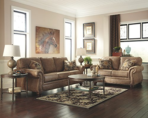 home & kitchen, furniture, living room furniture,  sofas & couches  image, Ashley Furniture Signature Design » Larkinhurst Sofa » Contemporary Style Couch » Earth deals1