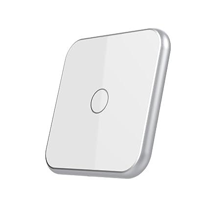 Amazon.com: Rápido Cargador Inalámbrico para iPhone X, Pad ...