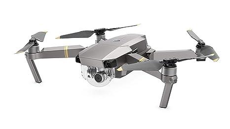 DJI Mavic Pro Platinum - Dron cuadricóptero con control remoto ...