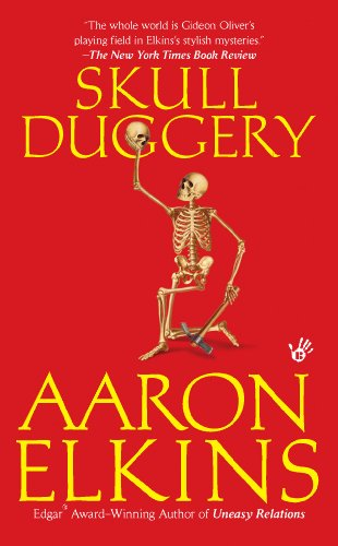 Skull Duggery (The Gideon Oliver Mysteries Book 16)