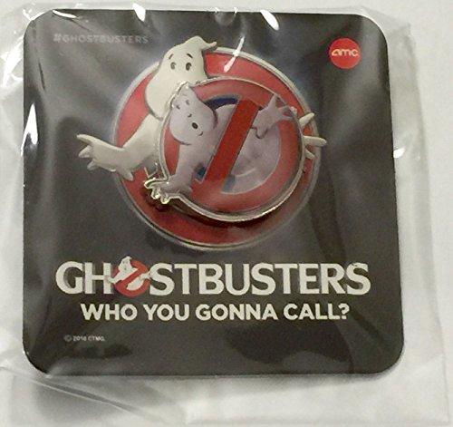 GHOSTBUSTERS - PIN - Original Movie Promotional Item. 2016 AMC