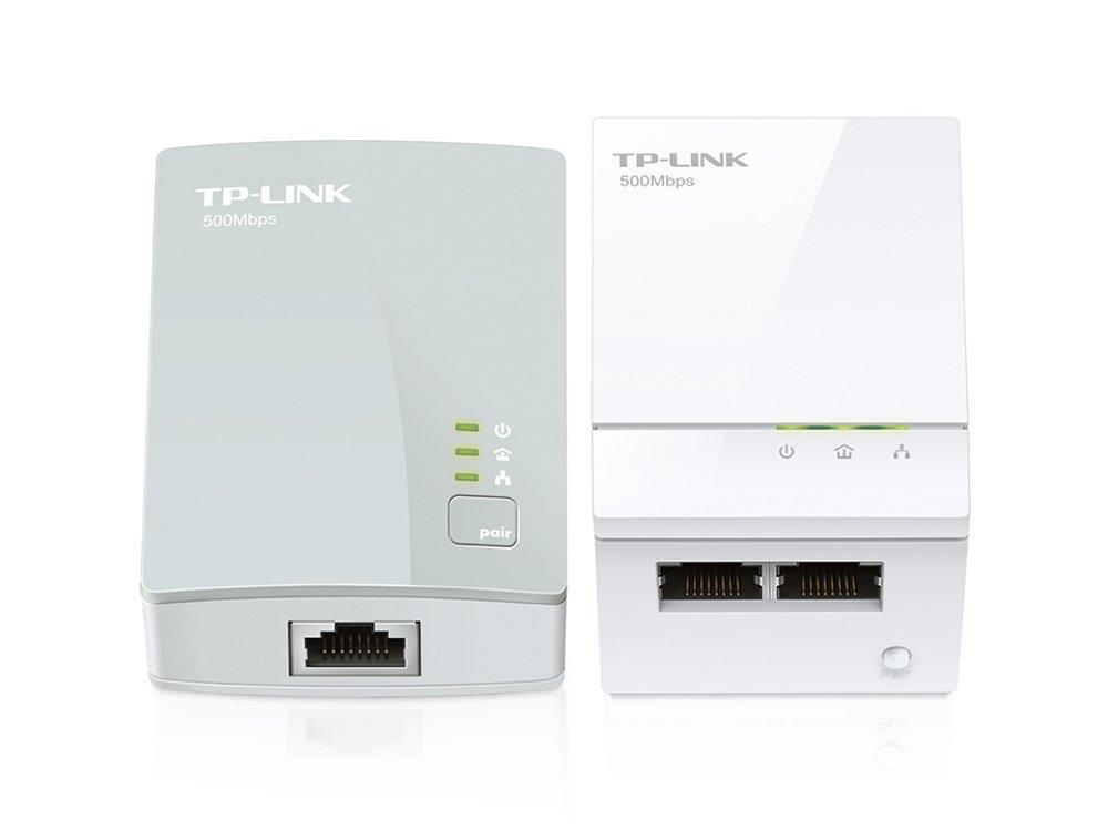 TP-Link AV500 2-Port Powerline Starter Kit Up to 500Mbps TL-PA4026 KIT