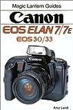 Canon Eos 7/7e--Eos 33/Eos 30, Artur Landt and Joe Farace, 188340388X