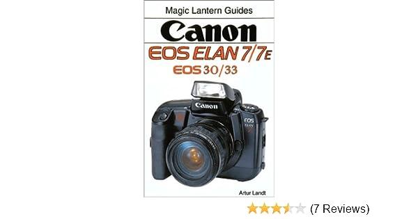 canon eos elan 7 7e magic lantern guides artur landt rh amazon com Canon Elan Camera Canon Elan Camera