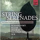 Tchaikovsky, Elgar, Dvorák, Vaughan Williams, Suk: String Serenades